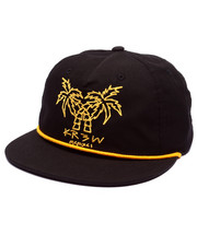 Men - 2 Palms Snapback Cap