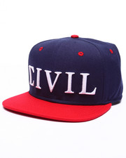 Hats - Civil Trap Snapback