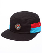 Strapback - Rough & Rugged 5-Panel Cap