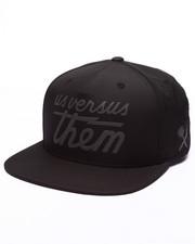 Men - Magnum Reflective Snapback Cap