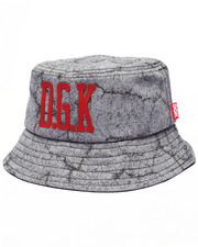 Men - Concrete Grown Bucket Hat