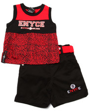 Sets - 2 PC TANK & SHORTS SET (INFANT)