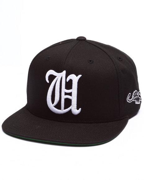 Ur-ID 223362 UNDFTD - Men Black Libre Snapback Cap