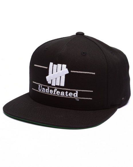 Undftd Black Clothing & Accessories