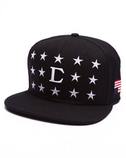 Men - U.S.A. Civil Snapback