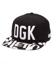 Men - Getting Up Snapback Cap