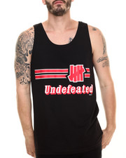 Shirts - Warm Up Tank