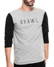 Men - Brawl Baseball Tee