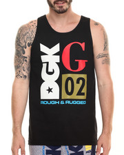 DGK - Stacked Tank