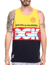 DGK - Rough & Rugged Custom Tank
