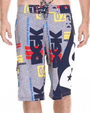 DGK - Rough & Rugged Board Shorts
