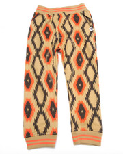 Boys - AZTEC ALL OVER PRINT JOGGERS (4-7)
