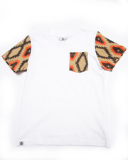 Boys - AZTEC POCKET TEE (8-20)