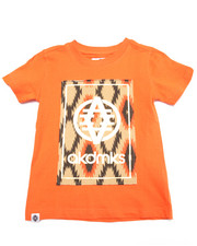 Sizes 4-7x - Kids - AZTEC LOGO TEE (4-7)