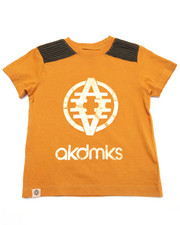Sizes 4-7x - Kids - FOIL LOGO TEE (4-7)