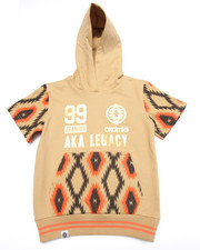Sizes 4-7x - Kids - AZTEC PULLOVER HOODY (4-7)