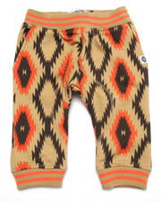 Boys - AZTEC ALL OVER PRINT JOGGERS (INFANT)