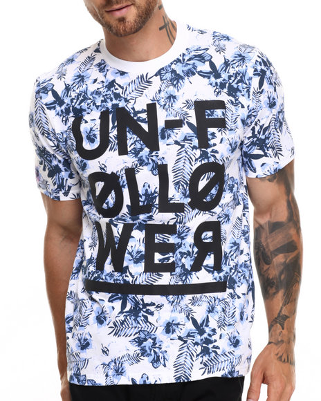 Ur-ID 220277 Rocawear BLAK - Men Multi Unfollower Tee