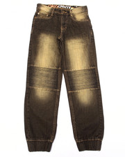 Boys - MOTO DENIM JOGGERS (8-20)