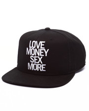 Men - Necessities Snapback Cap