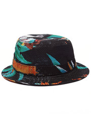 Men - Tropics Reversible Bucket Hat