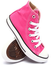 Girls - Chuck Taylor All Star HI Sneakers (11-3)