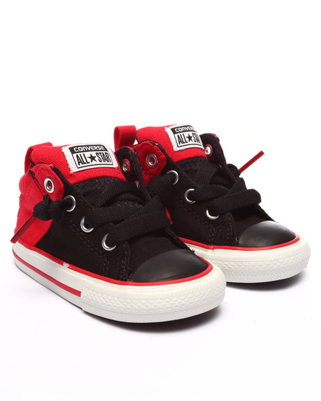 Converse - Boys Red Chuck Taylor All Star Axel Sneakers (5-10)