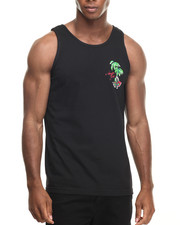 Buyers Picks - Palm Trees Tank Tp