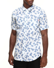 Buyers Picks - Belize S/S Button-down