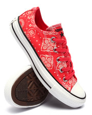 Women - Bandana Print Chuck Taylor All Star Ox Sneakers