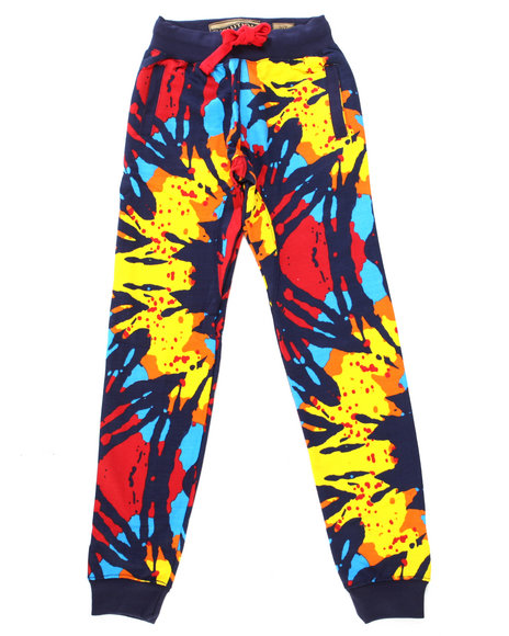 Arcade Styles - Boys Red Fresh Jogger (8-20)
