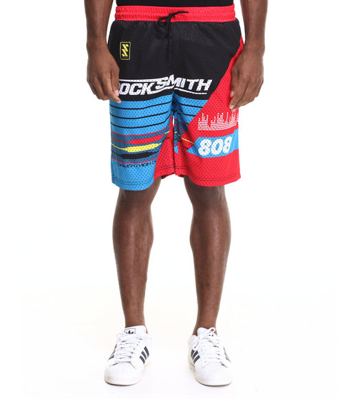 Rocksmith Black Shorts