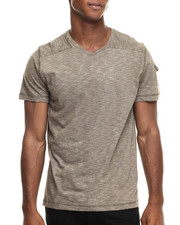 Men - End on End V-Neck