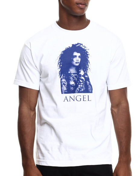 Ur-ID 220336 Acapulco Gold - Men White Dark Angel Tee