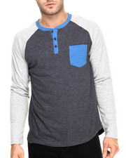 Buyers Picks - Eagle Colorblock  Raglan Tee