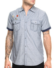 Men - Mach S/S Button-down