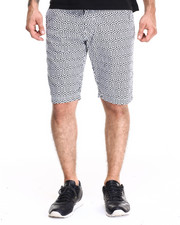 Shorts - Belvedere Twill Shorts