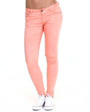 Fashion Lab - Tie Dye Wash Denim Jean