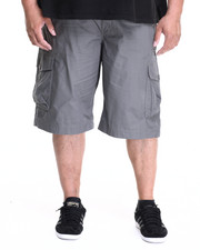 Rocawear - Jefe Belted Ripstop Cargo Shorts (B&T)
