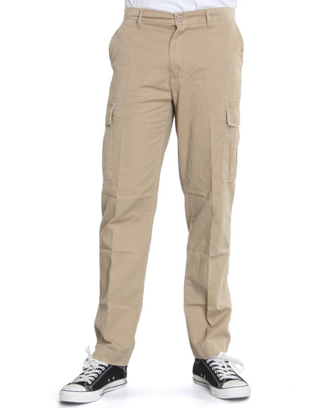 Rothco Men Rothco Vintage 6-Pocket Flat Front Fatigue Pants Khaki 30