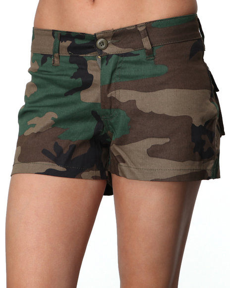 Rothco Women Rothco Womens Shorts Camo X-Large