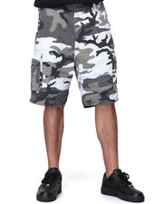 DRJ Army/Navy Shop - Rothco Vintage Camo Paratrooper Cargo Shorts