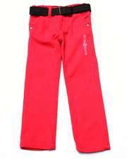 Sizes 4-7x - Kids - BELTED TWILL JEANS (4-7)