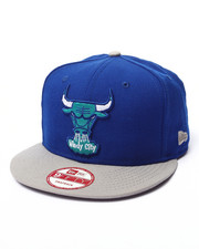 "New Era - Chicago Bulls ""Ice edition"" custom 950 snapback hat"