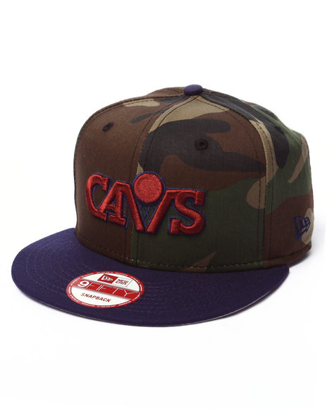 New Era Men Cleveland Cavaliers
