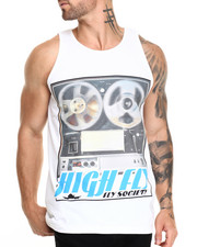 Men - High Fly Tank