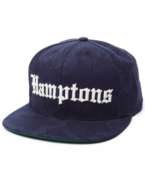 Acapulco Gold Men Hamptons Snapback Cap Navy