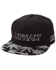 Men - AYC x Snoop Dogg Lit Kush Reflective Snapback Cap