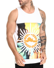 Men - Crosshairs Tank