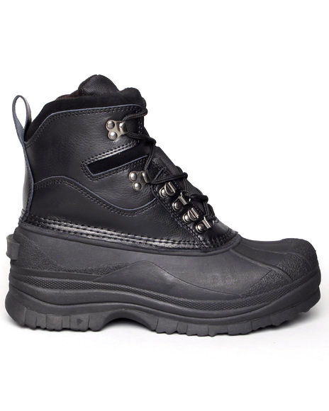 Ur-ID 220463 Rothco - Men Black Rothco 8 Inch Cold Weather Hiking Boots